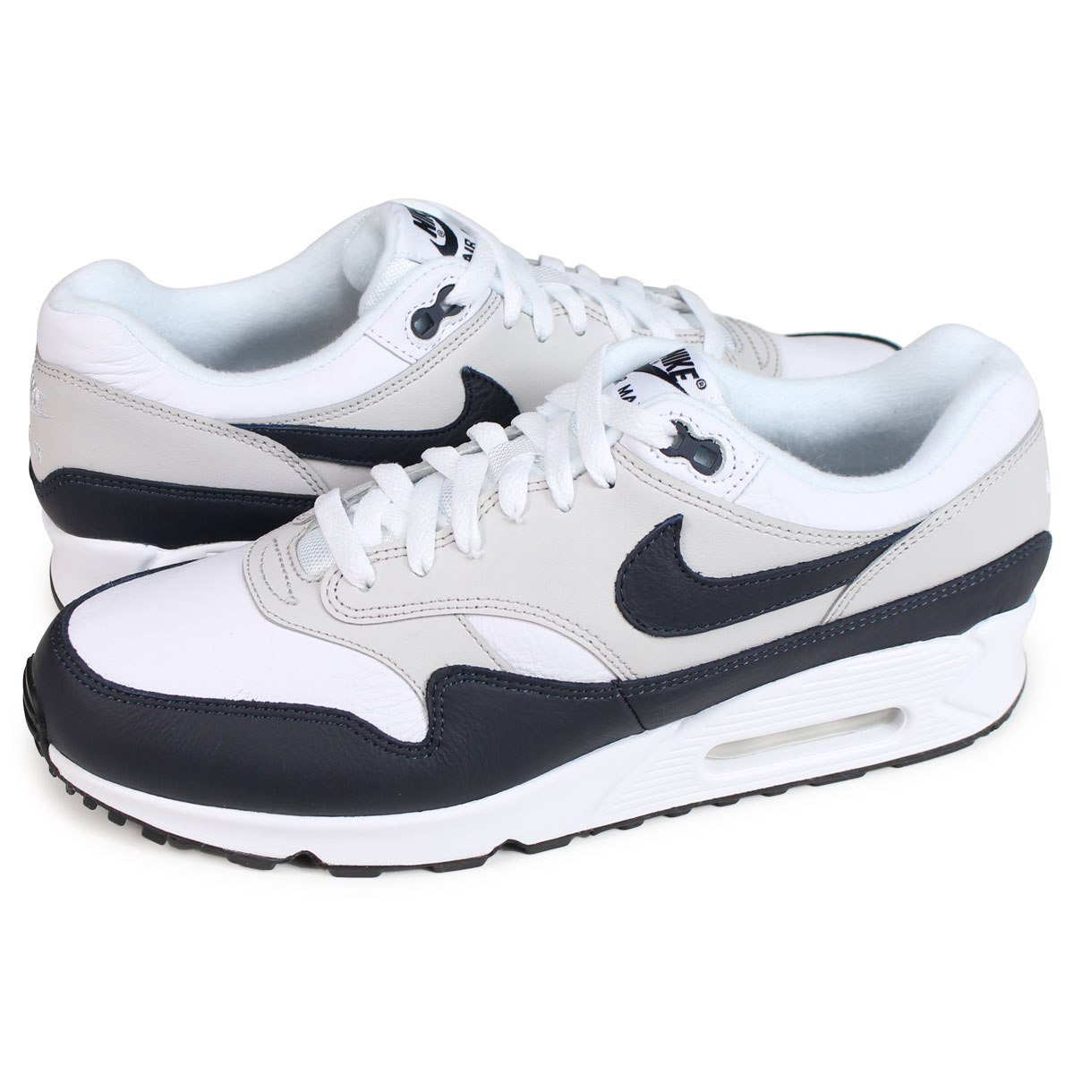 outlet store a0144 f7d2a  brand NIKE getting high popularity from sneakers freak . The model who put AIR  MAX 90 and 1 ...