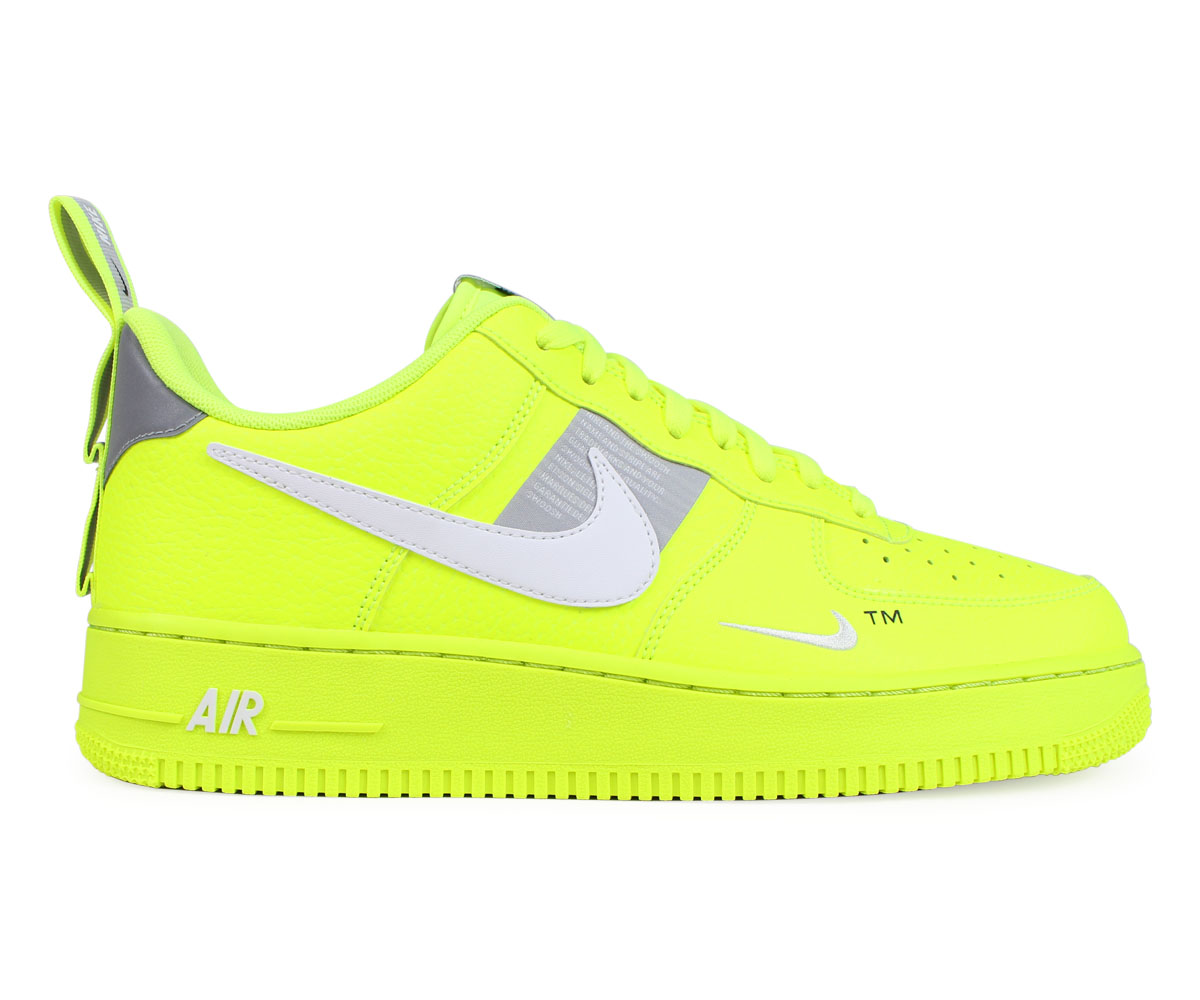 nike air force 1 fluo