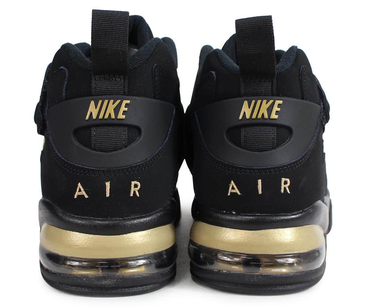 Nike NIKE air force max sneakers men AIR FORCE MAX CB black AJ7922 001 [196]
