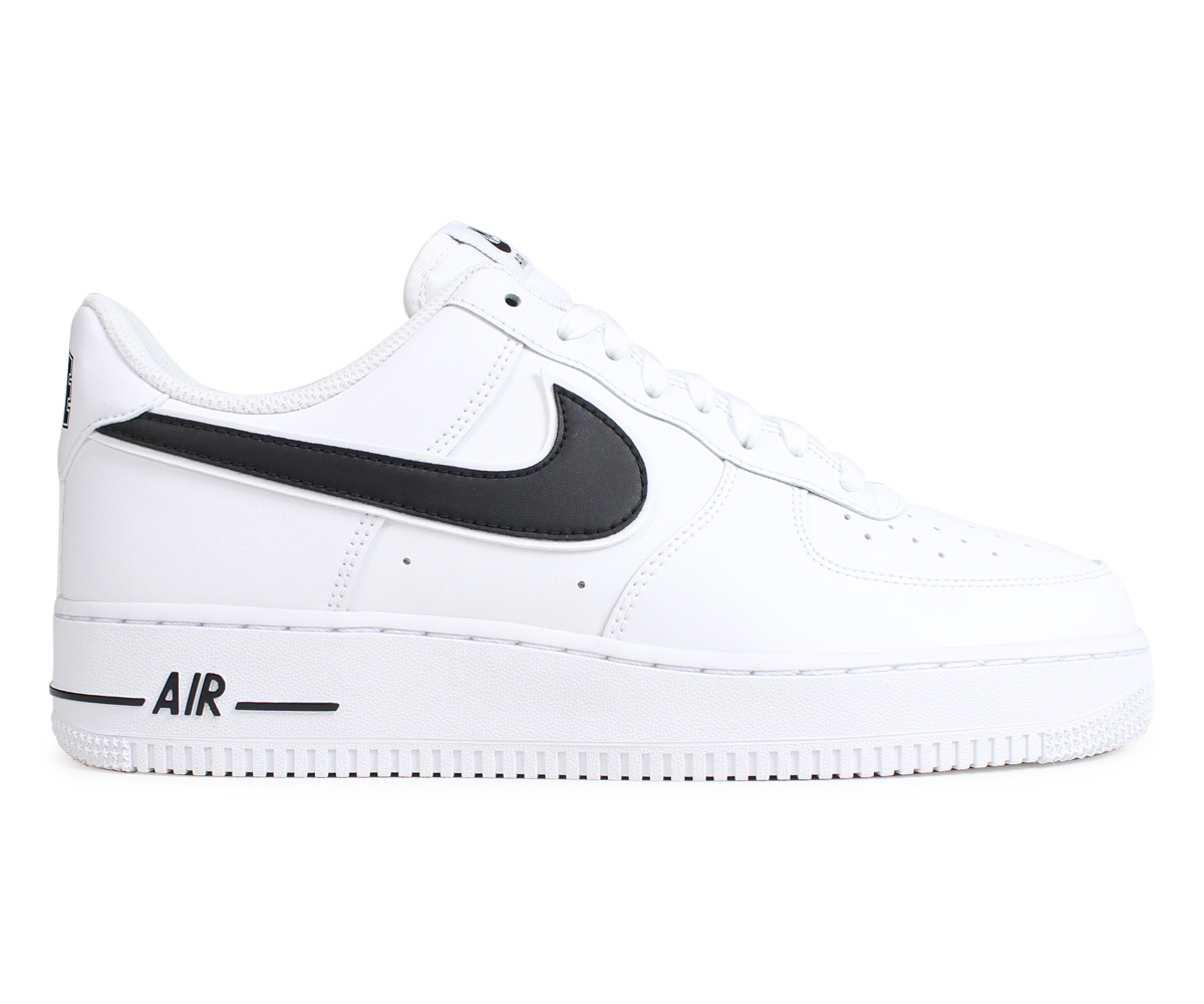 official photos f606c fd2e4 ... Nike NIKE air force 1 men s sneakers AIR FORCE 1 07 3 white white AO2423-  ...