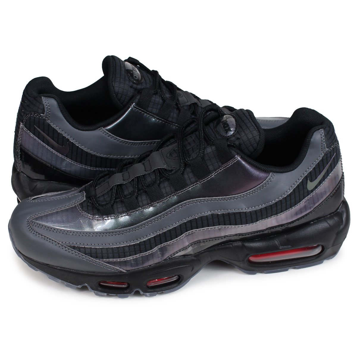 877dbaa385 Nike NIKE Air Max 95 sneakers men AIR MAX 95 LV8 black AO2450-001 ...
