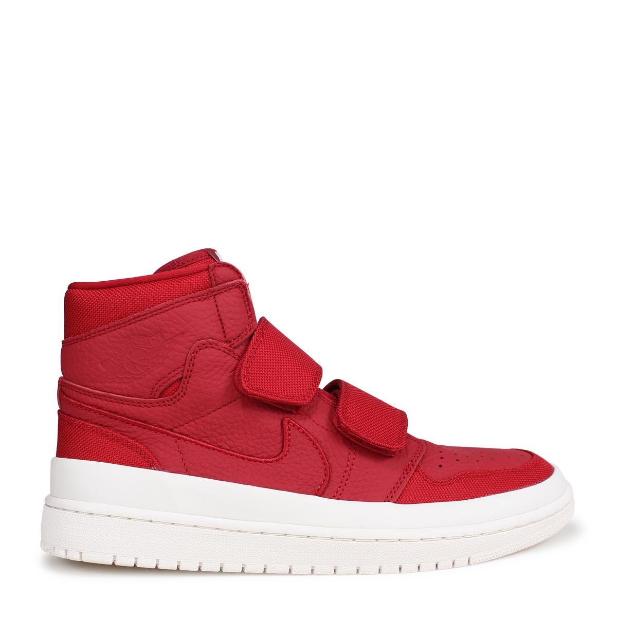 NIKE AIR JORDAN 1 RETRO HI DOUBLE STRAP Nike Air Jordan 1 nostalgic high  sneakers men AQ7924-601 red  load planned Shinnyu load in reservation  product 9 25 ... 2a1d9d0b1