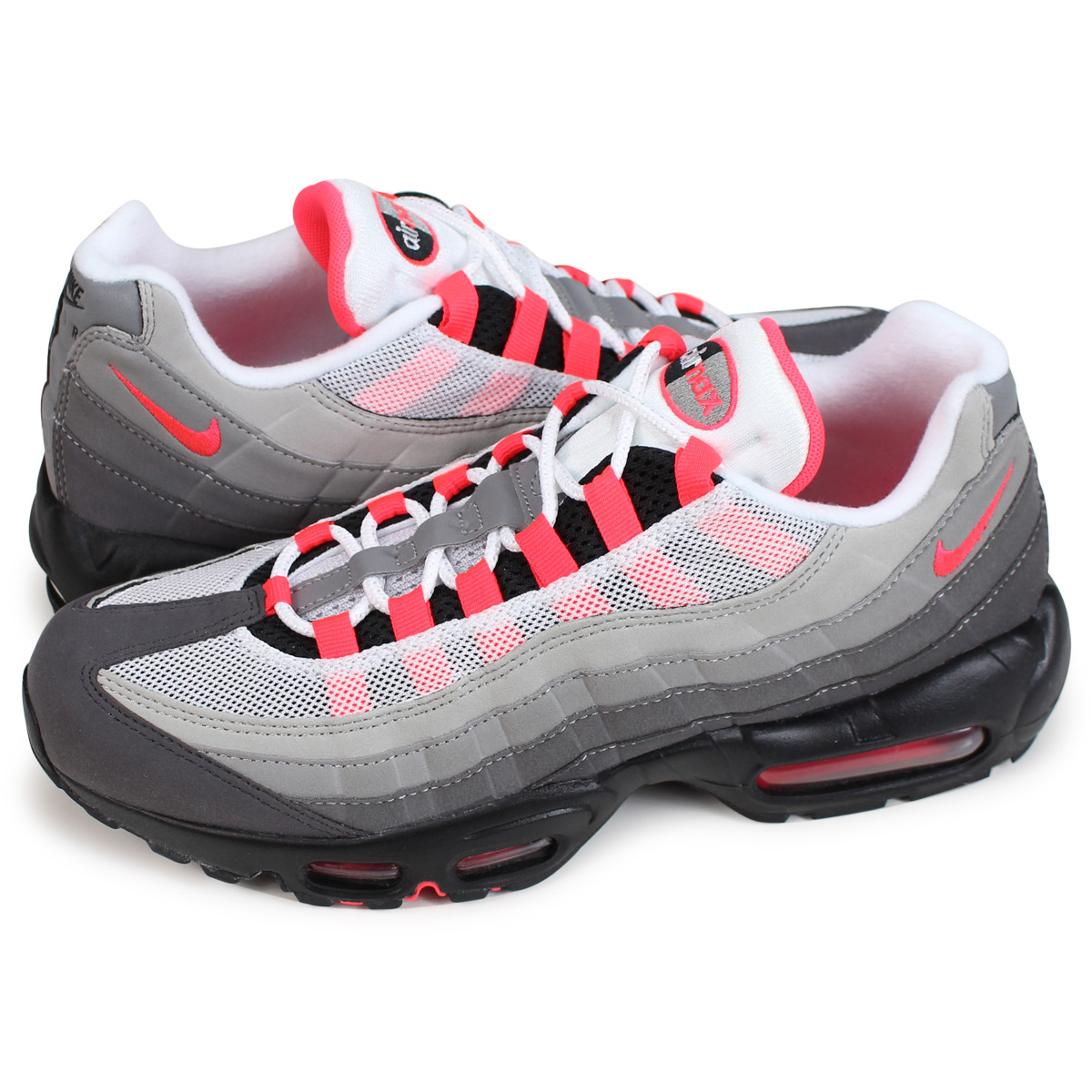 414f3d63047922 ALLSPORTS  Nike NIKE Air Max 95 sneakers men AIR MAX 95 OG solar red ...