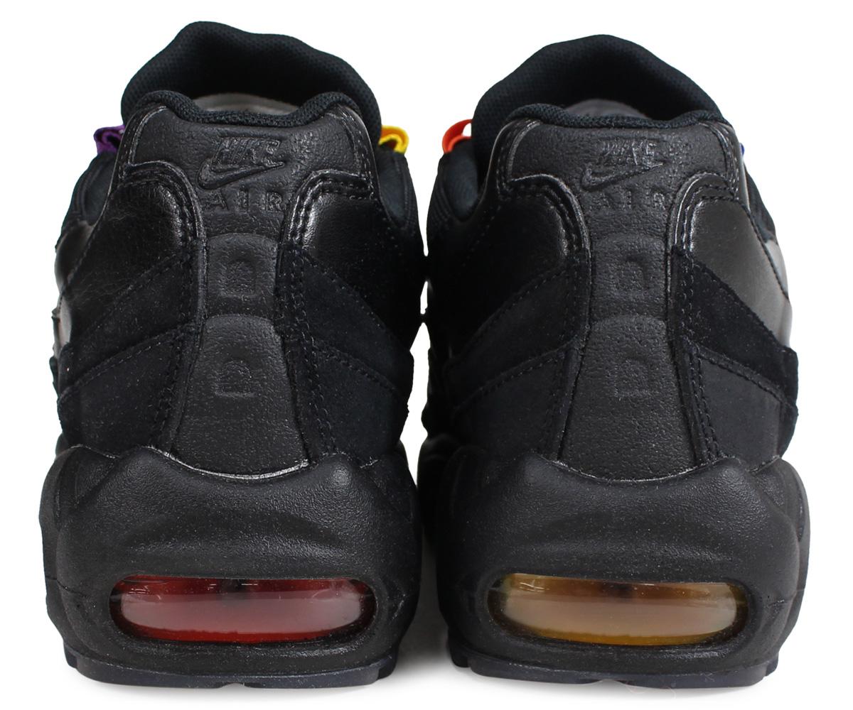 Nike NIKE Air Max 95 sneakers men AIR MAX 95 PREMIUM black black AT8505 001 [193]