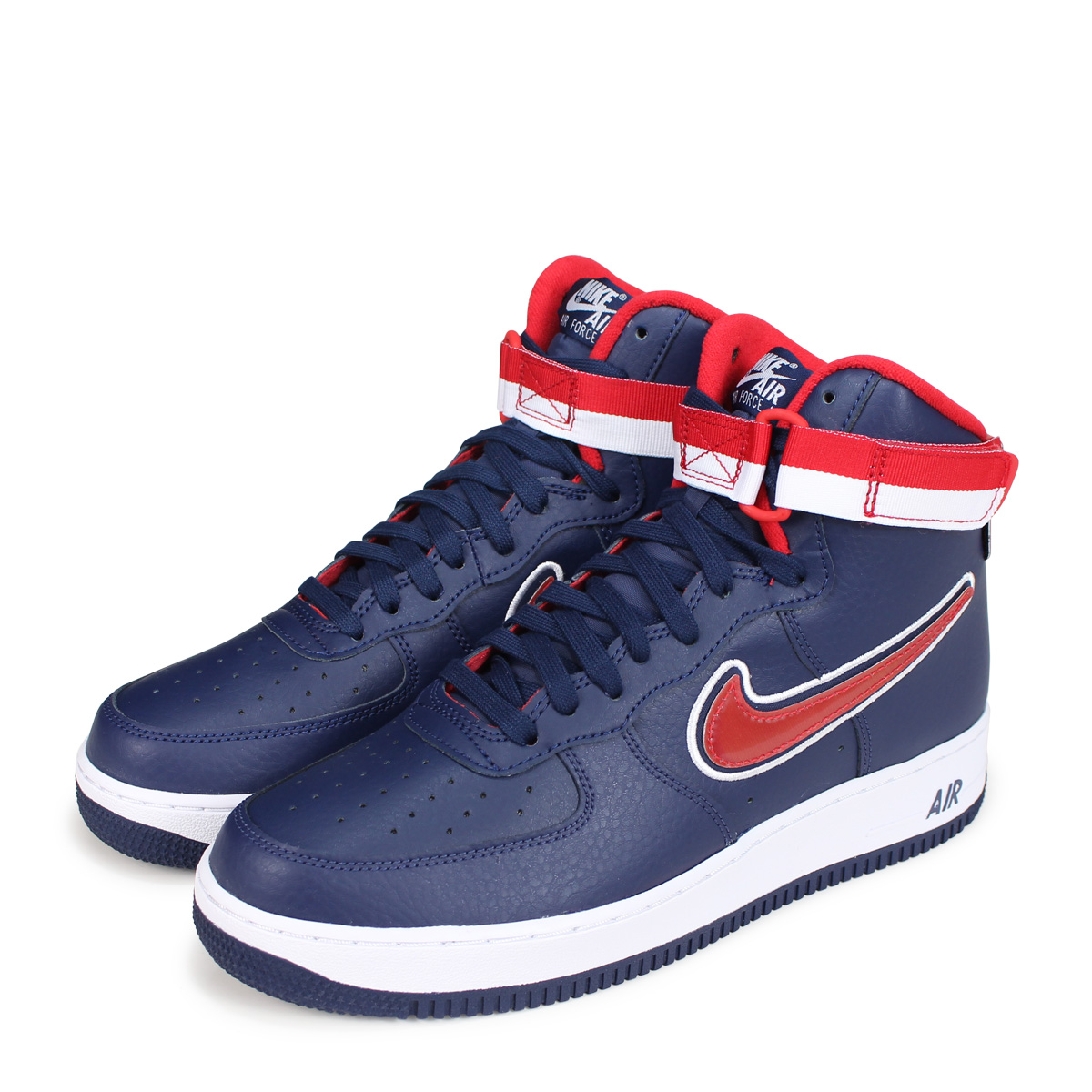 NIKE AIR FORCE 1 07 LV8 SPORT Nike air force 1 high sneakers men AV3938-400  navy [load planned Shinnyu load in reservation product 10/15 containing] ...