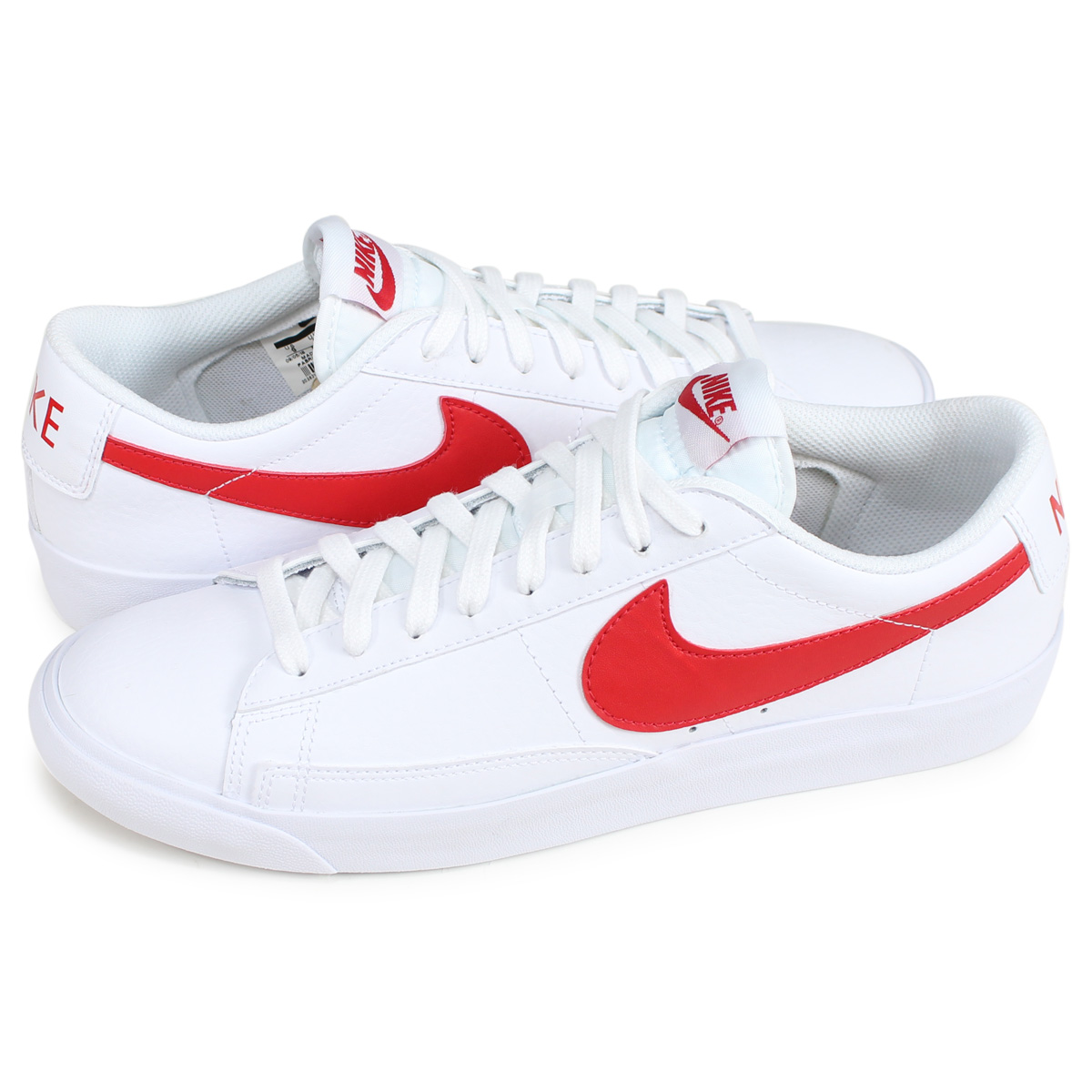 best website 0b4ff d020d Nike NIKE blazer low sneakers men BLAZER LOW LEATHER white BQ7306-600 load  planned Shinnyu load in reservation product 215 containing 192