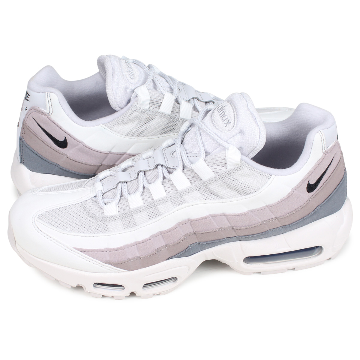 Nike NIKE Air Max 95 sneakers men gap Dis WMNS AIR MAX 95 gray 307,960 022 [194]