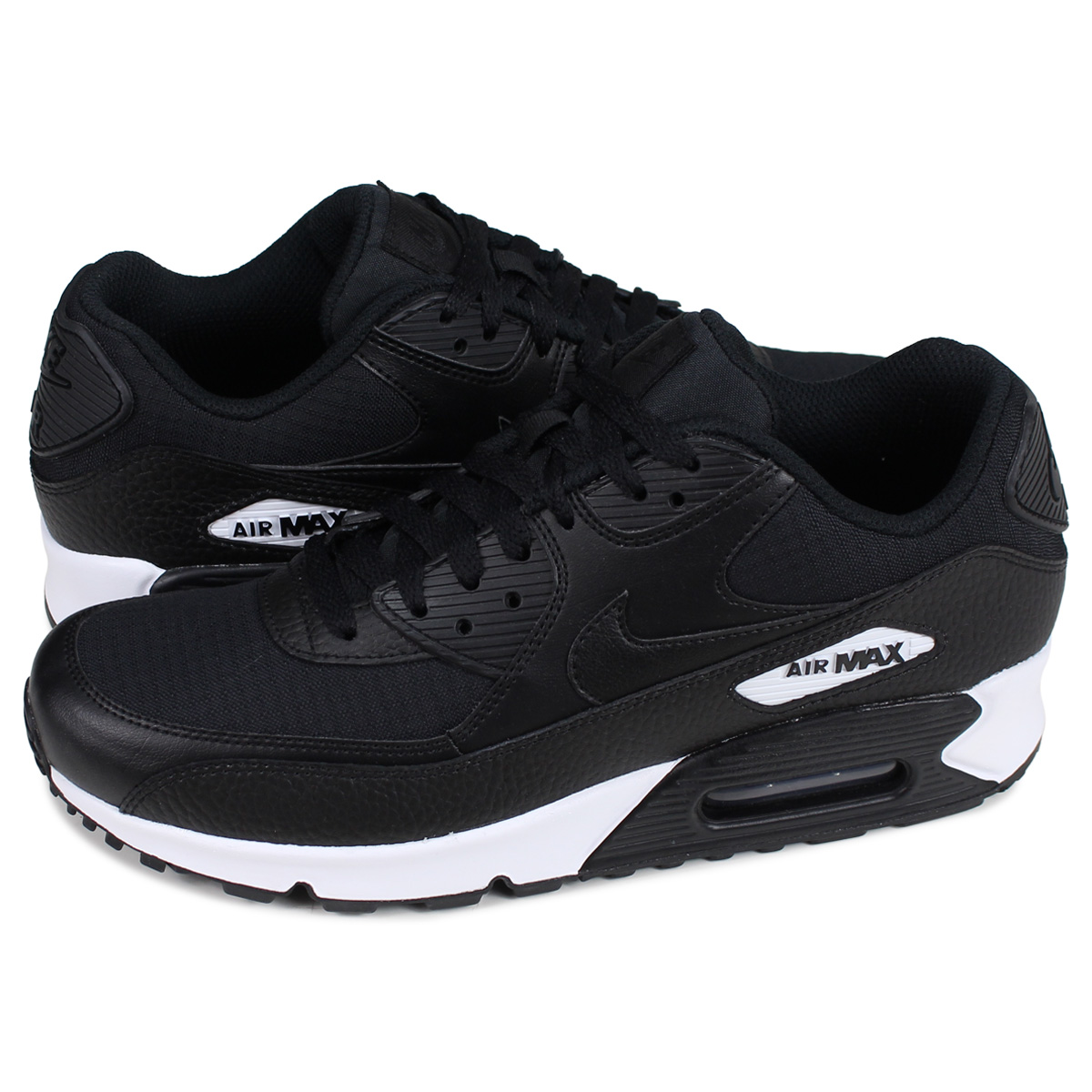 premium selection 1e219 c0c2a Nike NIKE Air Max 90 sneakers men gap Dis WMNS AIR MAX 90 black black  325,213 ...