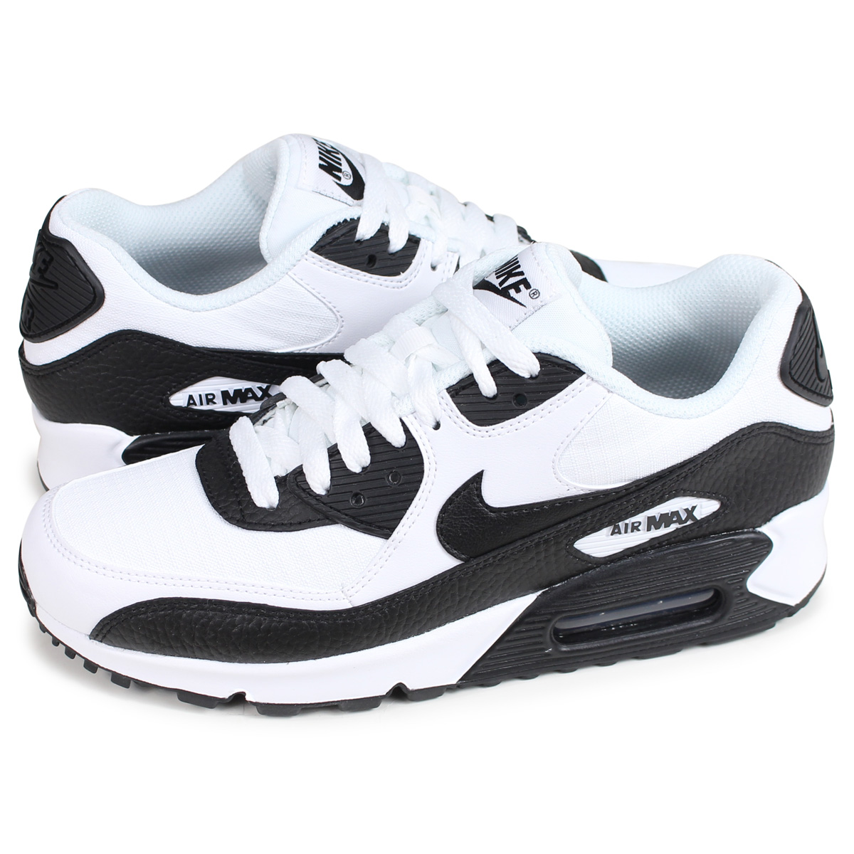more photos f5482 eaa08 Nike NIKE Air Max 90 sneakers men gap Dis WMNS AIR MAX 90 white white  325,213-139 [the 9/10 additional arrival] [198]