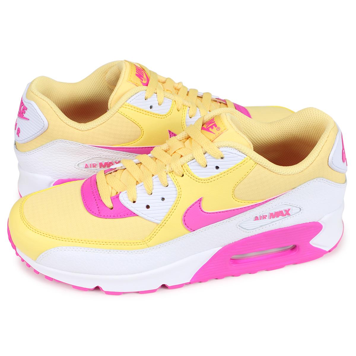 e1c6c2407247b Nike NIKE Air Max 90 sneakers men gap Dis WMNS AIR MAX 90 yellow 325,213-