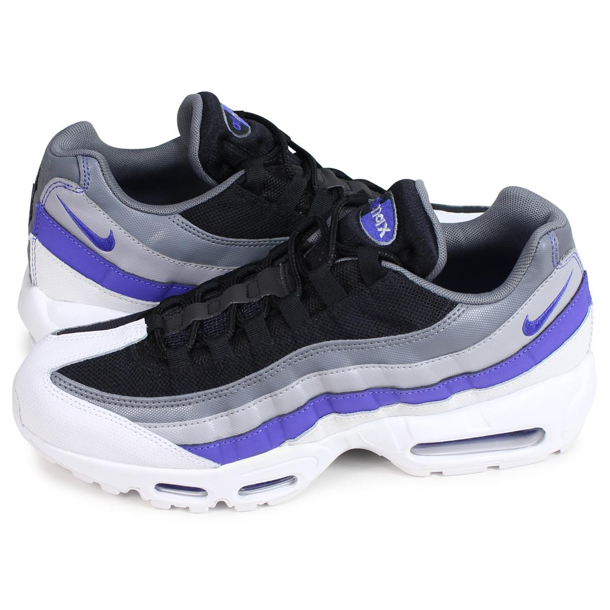 best service f47ec 7a95d Nike NIKE Air Max 95 essential sneakers men AIR MAX 95 ESSENTIAL white  white 749,766- ...