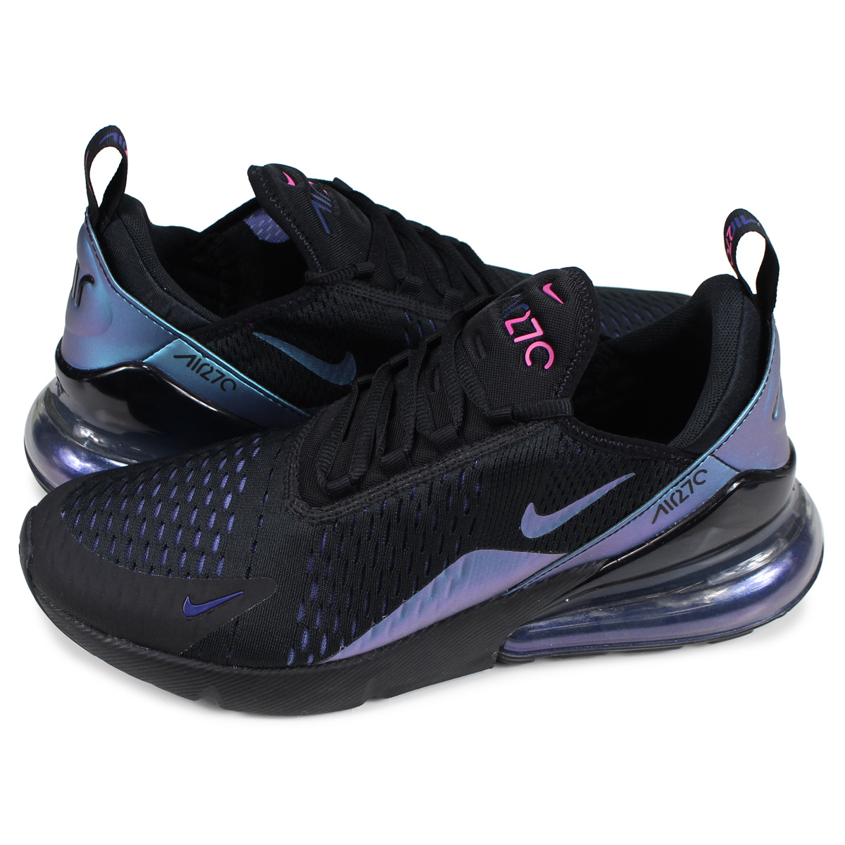 purchase cheap b6a9a 36c99 Nike NIKE Air Max 270 sneakers men AIR MAX 270 black black AH8050-020 [194]
