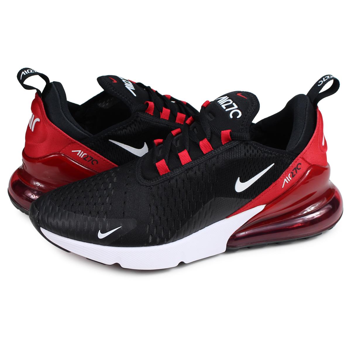 quality design 7ea93 dc876 Nike NIKE Air Max 270 sneakers men AIR MAX 270 black black AH8050-022 [196]