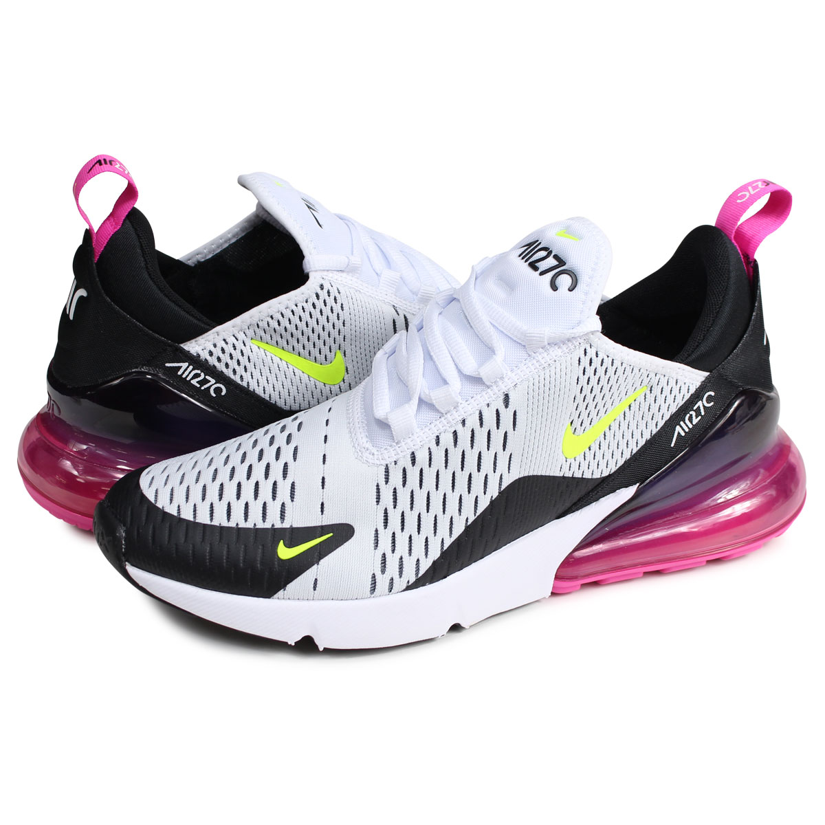 Nike NIKE Air Max 270 sneakers men AIR MAX 270 white white AH8050 109