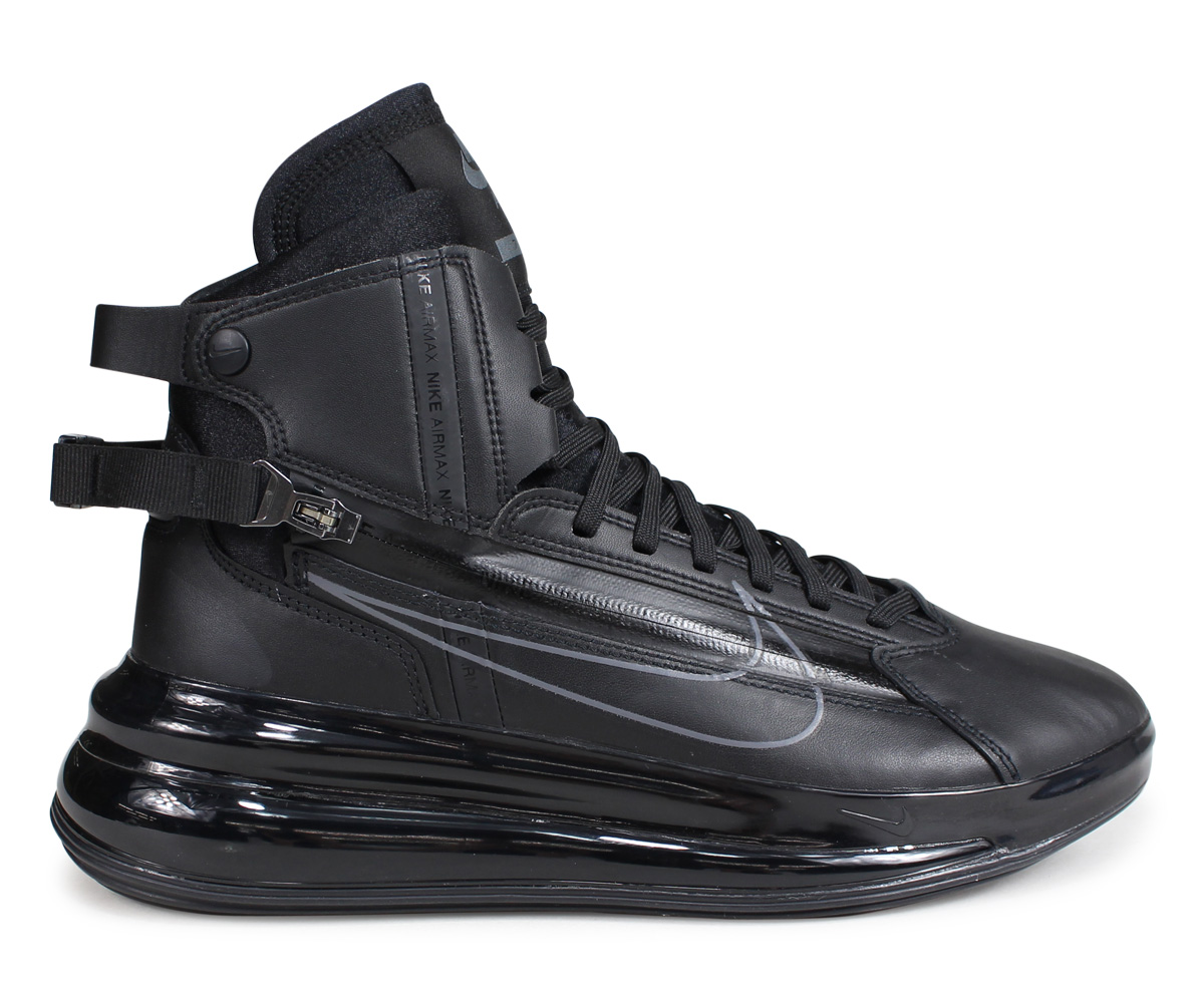 Nike NIKE Air Max 720 sneakers men AIR MAX 720 SATRN black black AO2110 001 [193]
