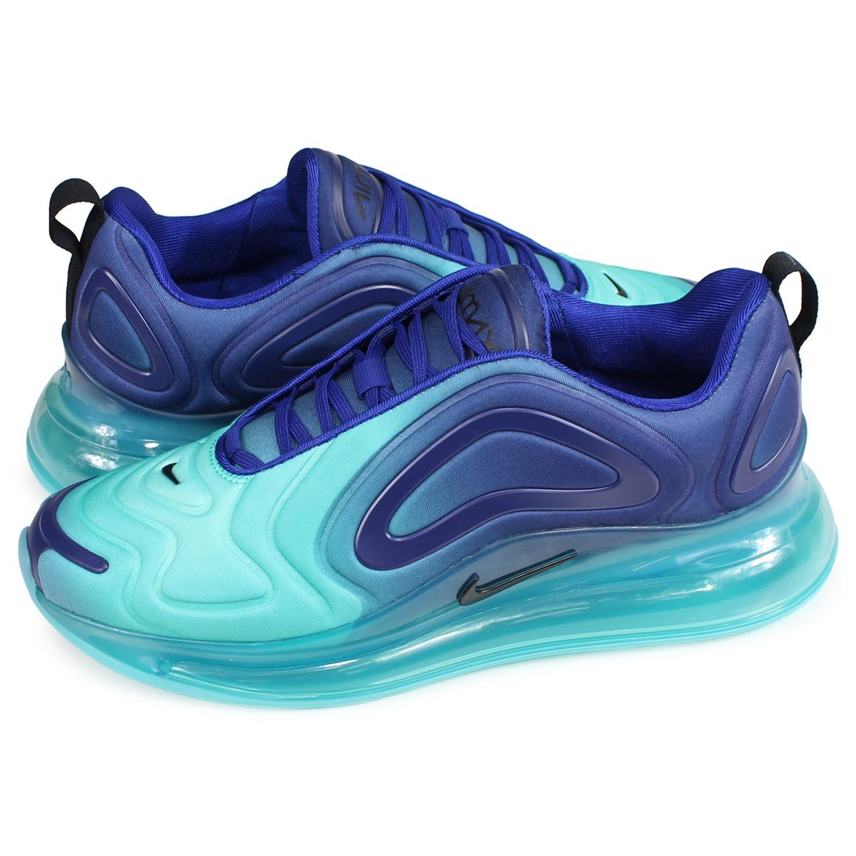 Nike NIKE Air Max 720 sneakers men AIR MAX 720 blue AO2924 400 [193]
