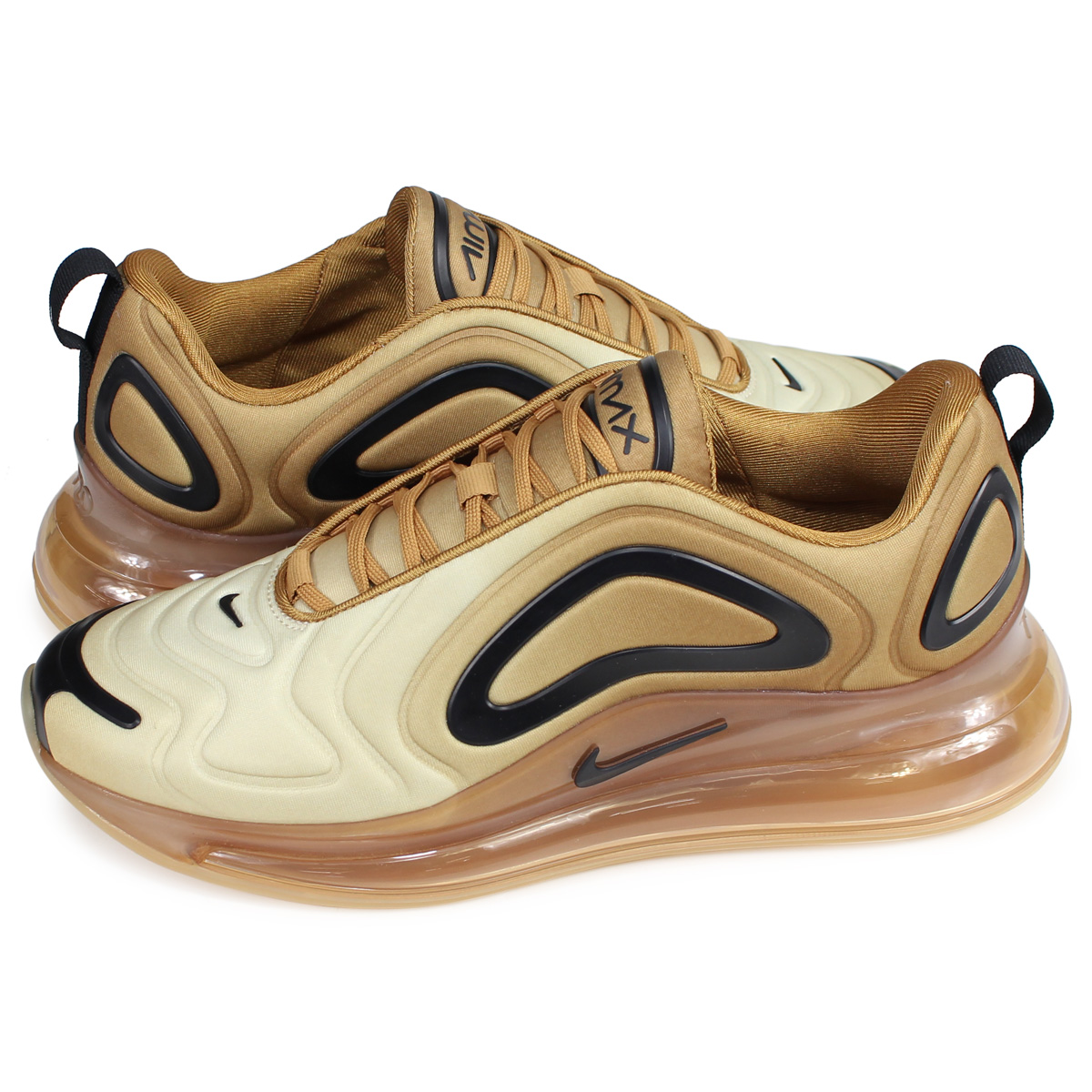 Nike NIKE Air Max 720 sneakers men AIR MAX 720 gold AO2924 700 [193]