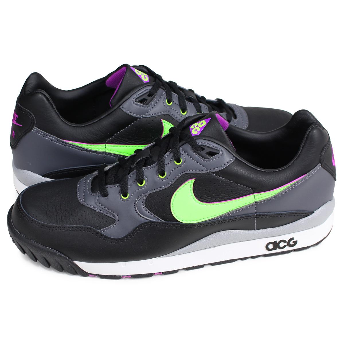e848719cec Nike NIKE air wildwood sneakers men AIR WILDWOOD ACG black black AO3116-002  [193 ...