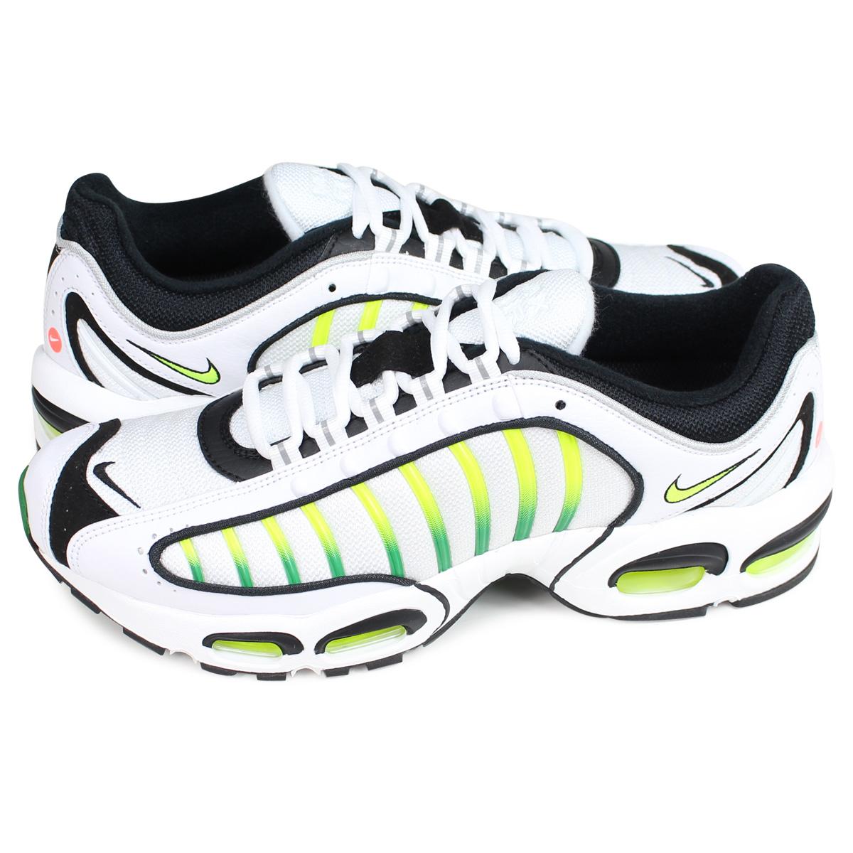 Nike NIKE Air Max tale wind 4 sneakers men AIR MAX TAILWIND 4 white white AQ2567 100 [195]