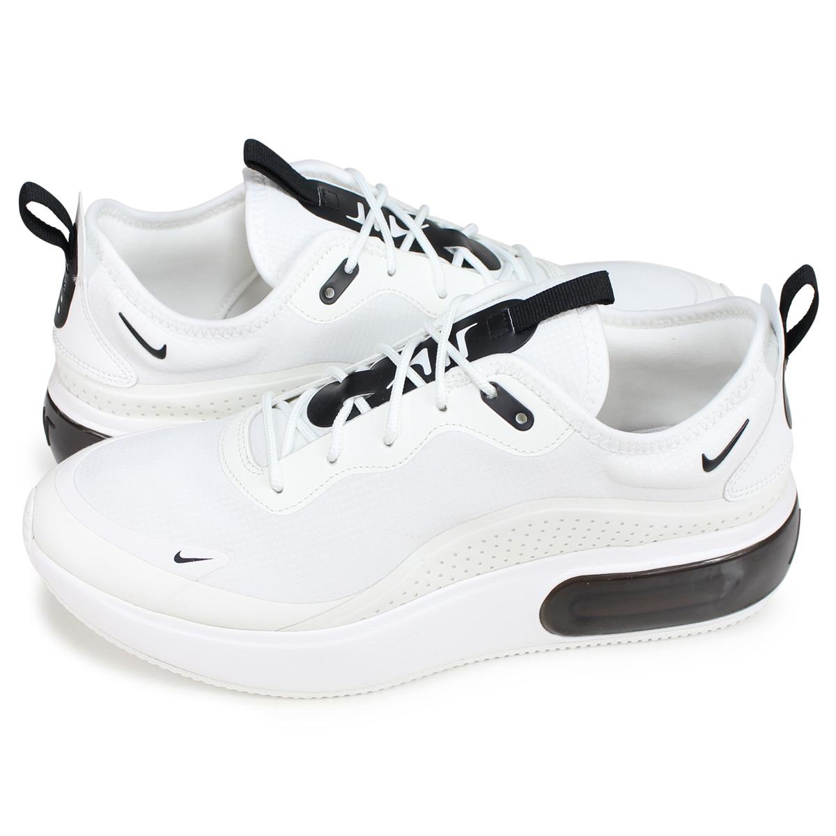 0e1eb64c1 Nike NIKE Air Max sneakers Lady's men WMNS AIR MAX DIA white AQ4312-100 ...