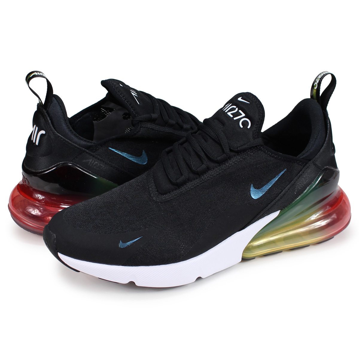hot sale online cb54d 7dd73 Nike NIKE Air Max 270 sneakers men AIR MAX 270 SE black AQ9164-003 [193]