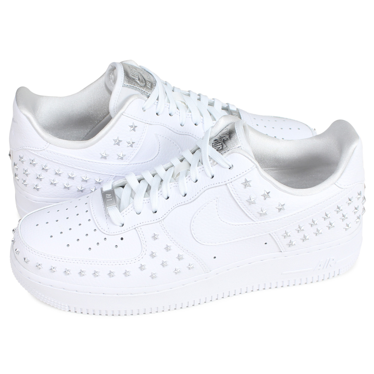 Nike NIKE air force 1 sneakers men WMNS AIR FORCE 1 07 XX white white AR0639 100