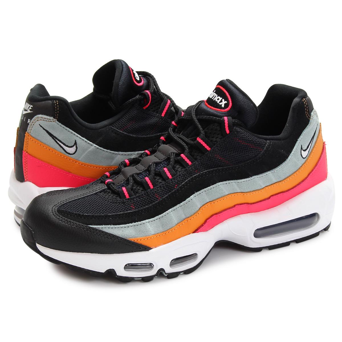Nike Air Max 95 Essential Trainers AT9865 002 | Black