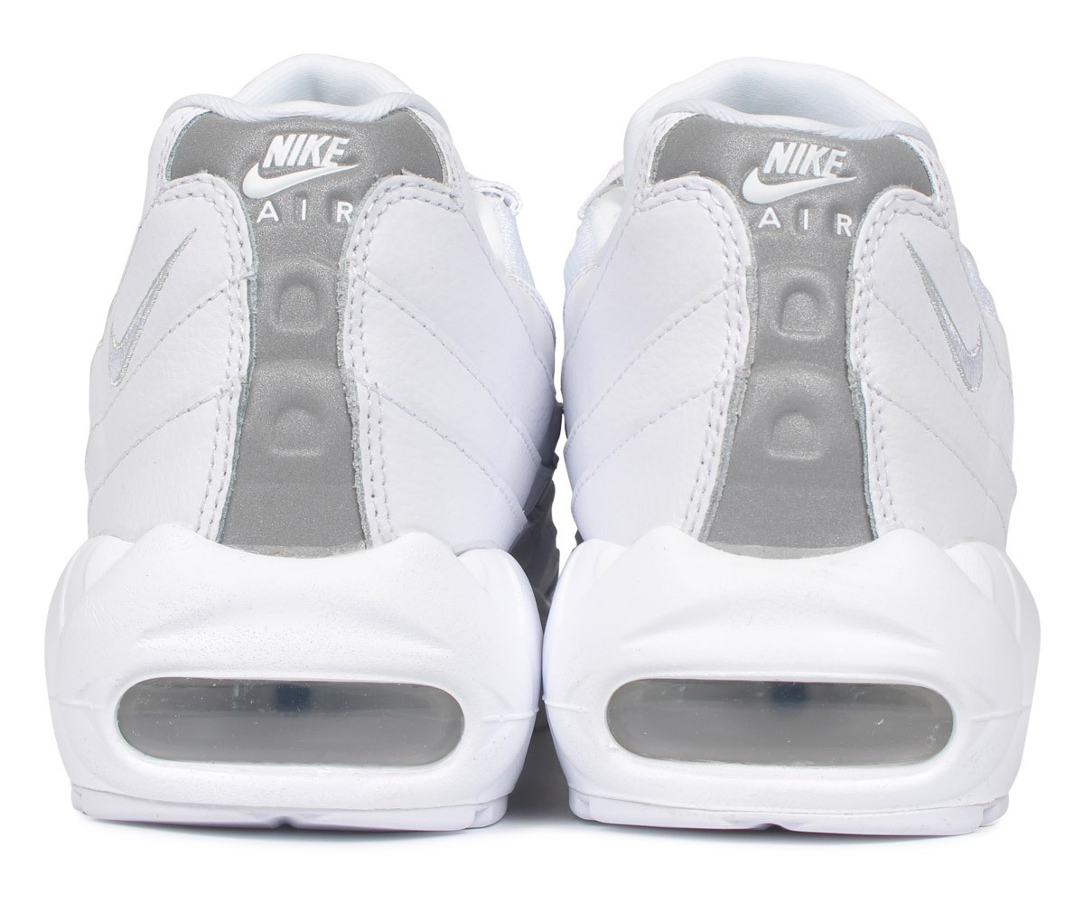 Nike NIKE Air Max 95 essential sneakers men gap Dis AIR MAX 95 ESSENTIAL white white AT9865 100