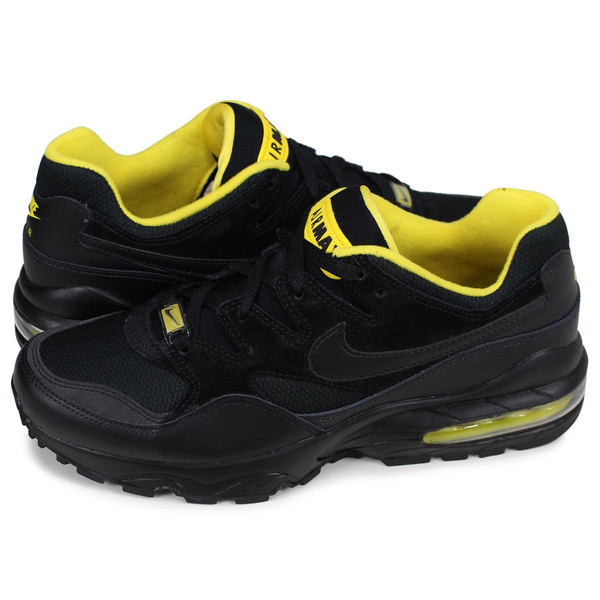 new product 8a2eb e7551 Nike NIKE Air Max 94 sneakers men AIR MAX 94 black black AV8197-002 [197]