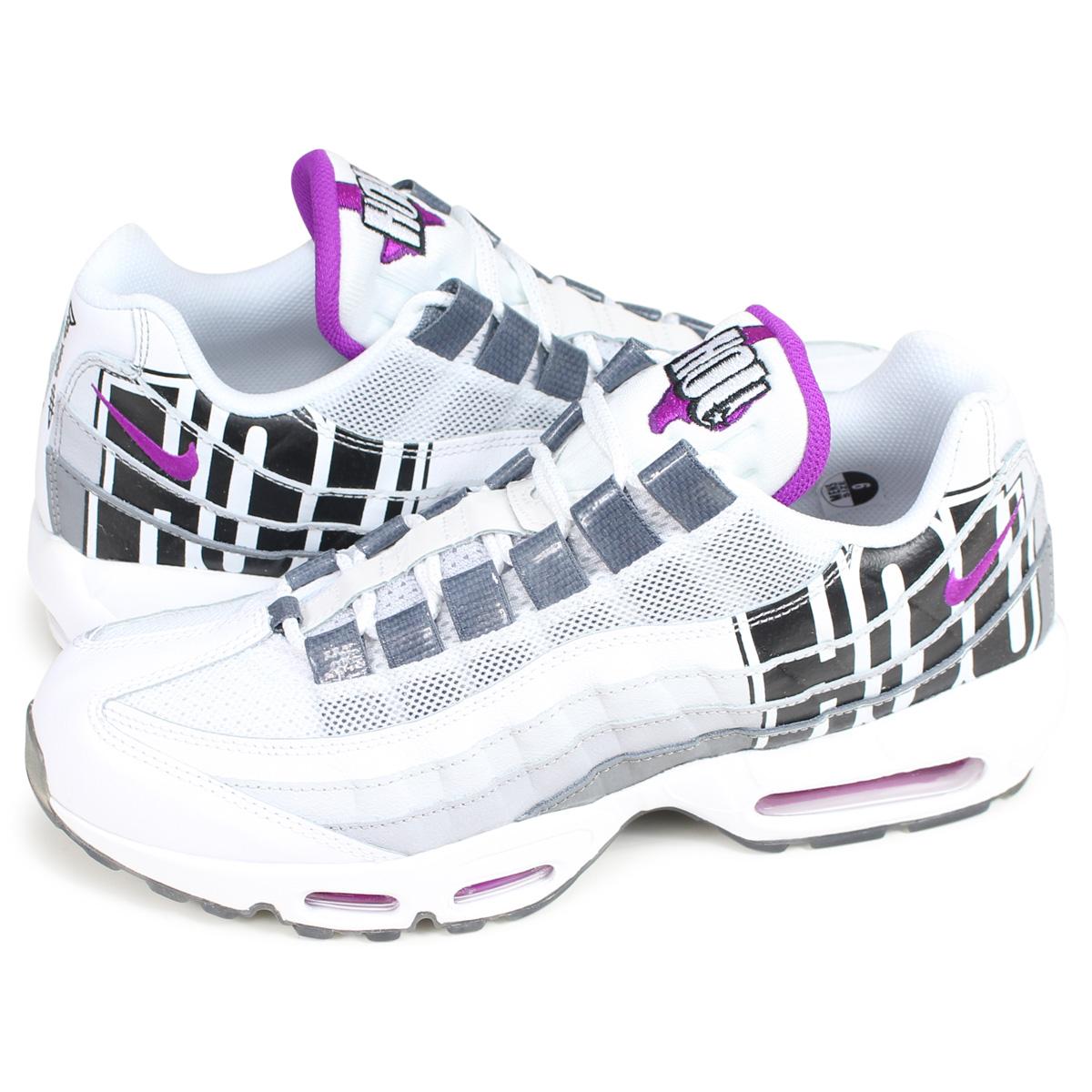 Nike NIKE Air Max 95 sneakers men AIR MAX 95 HOUSTON white white BV1225 500