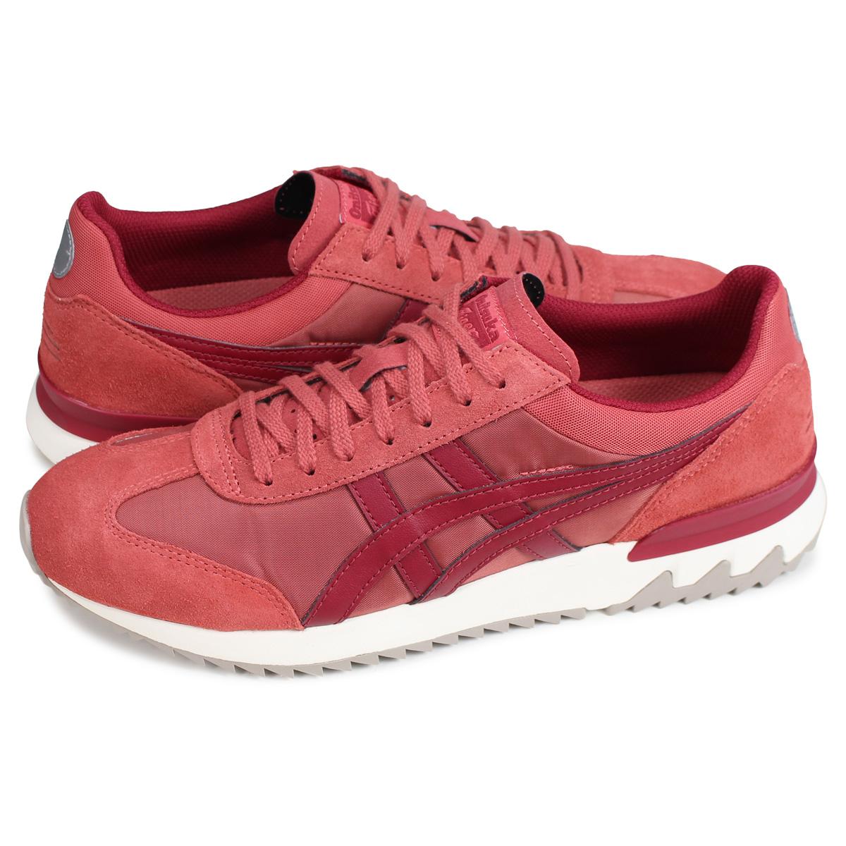 online retailer ed11d c9840 Onitsuka Tiger CALIFORNIA 78 EX Onitsuka tiger 78, California men gap Dis  sneakers 1183A194-600 red [1810]