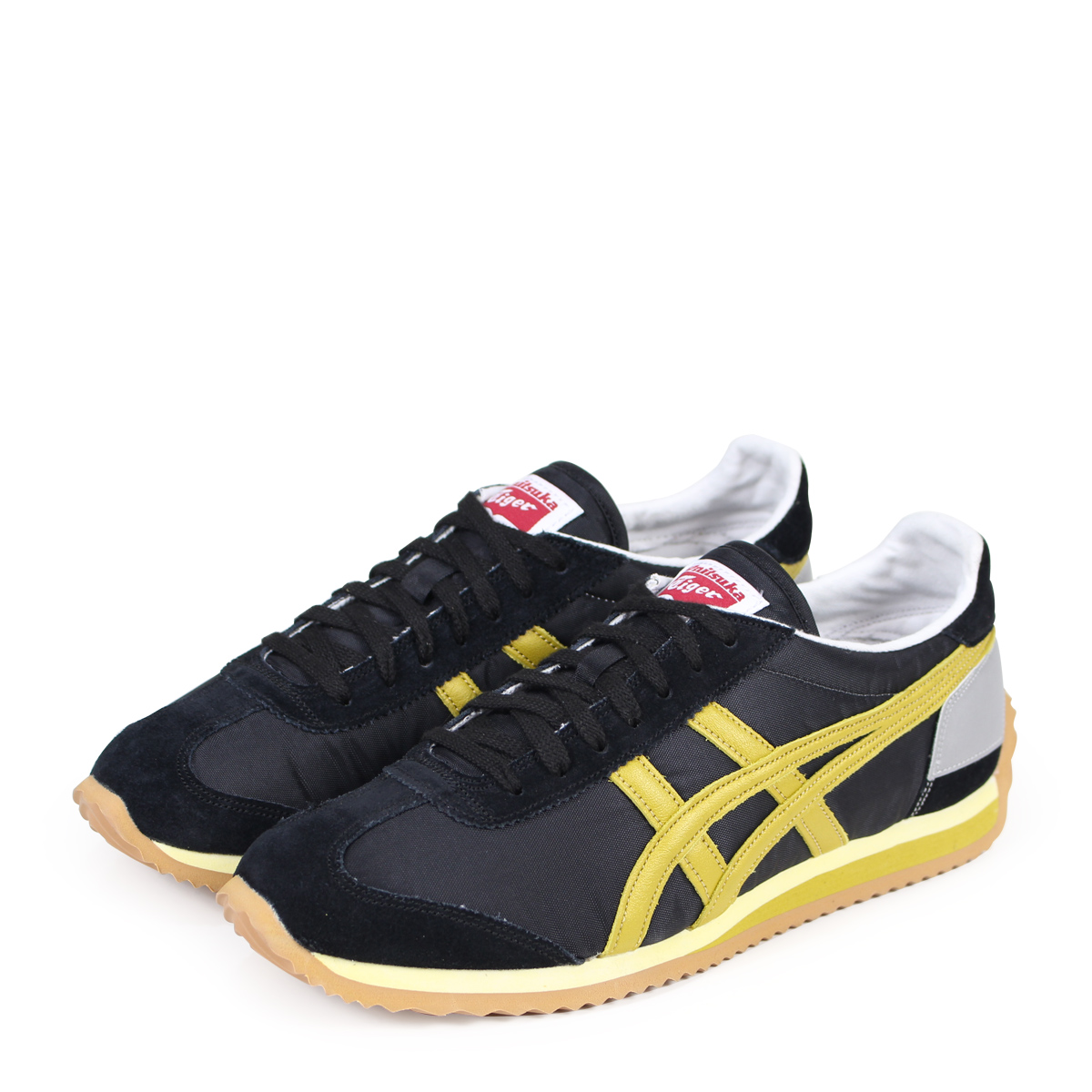 e7e4d22a78b8 Onitsuka Tiger CALIFORNIA 78 VIN Onitsuka tiger California men gap Dis  sneakers D110N-9096 TH110N-9096 black  load planned Shinnyu load in  reservation ...
