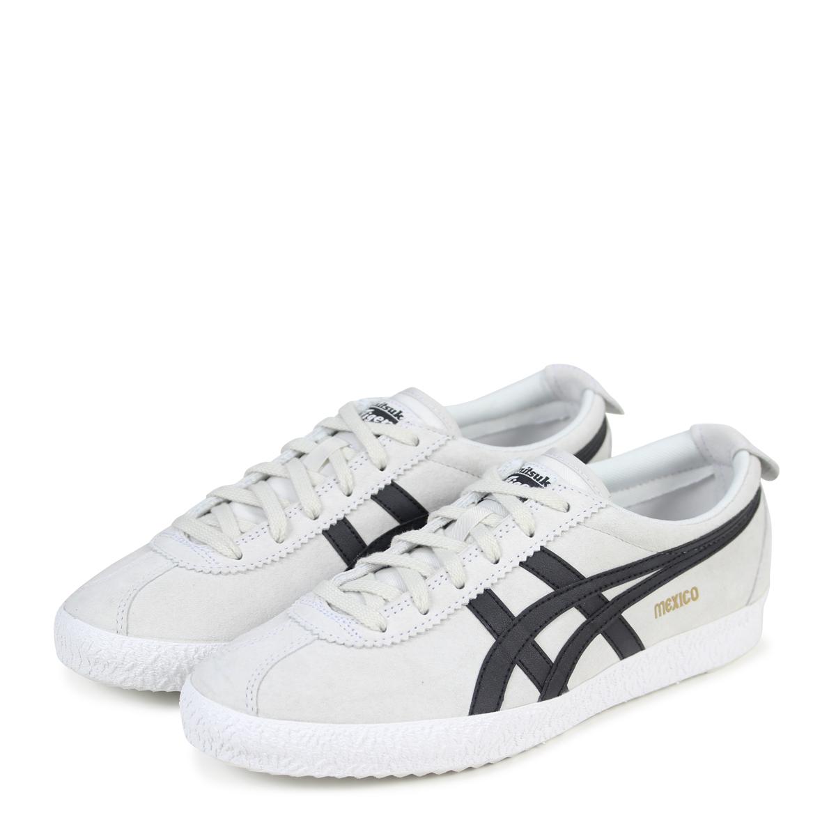 separation shoes bd94d 5d12d Onitsuka Tiger MEXICO DELEGATION Onitsuka tiger Mexico men gap Dis sneakers  D6E7L-9090 gray [184]