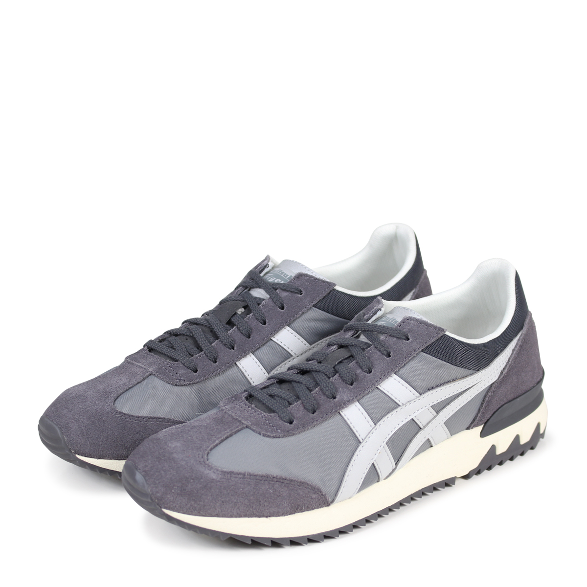 quality design 7cc3a 32e66 Onitsuka Tiger CALIFORNIA 78 EX Onitsuka tiger California men gap Dis  sneakers D800N-1196 gray [load planned Shinnyu load in reservation product  3/3 ...