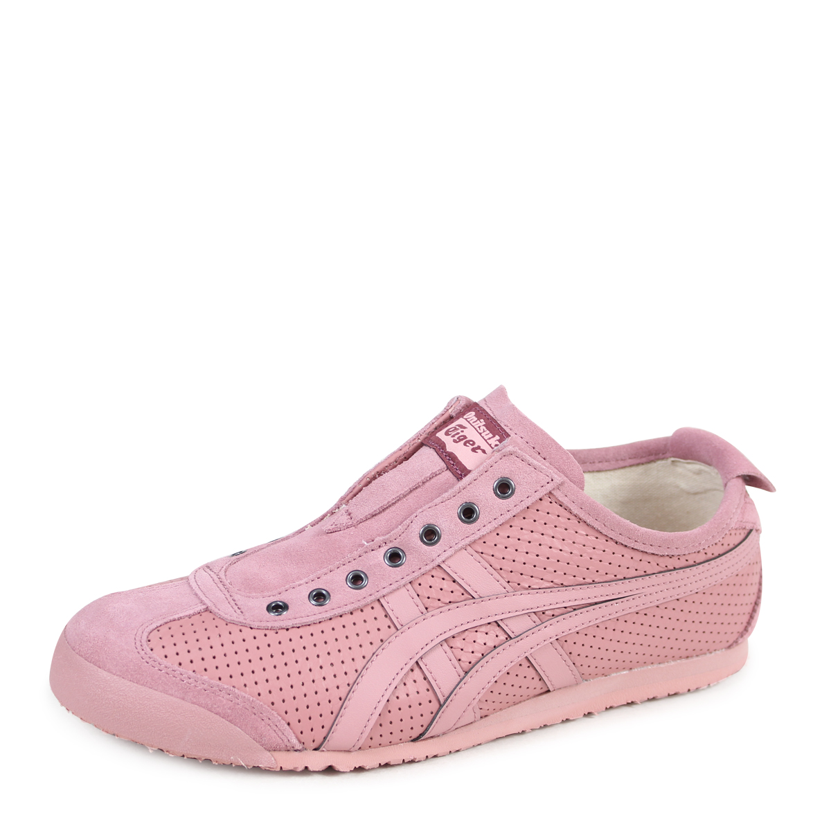 onitsuka tiger mexico 66 slip on leather