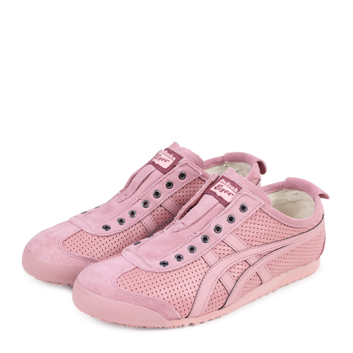 the latest ada73 a4fff Onitsuka Tiger MEXICO 66 SLIP-ON Onitsuka tiger Mexico 66 slip-ons men gap  Dis sneakers D815L-2424 pink [183]