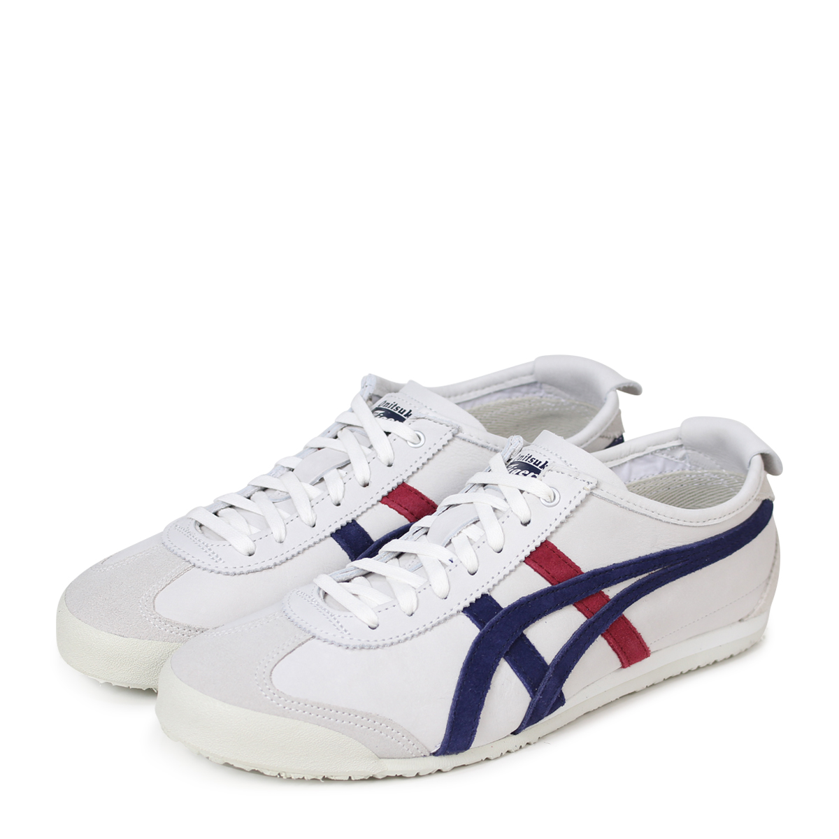 sale retailer afbfe 023ed Onitsuka Tiger MEXICO 66 Onitsuka tiger Mexico 66 men's lady's sneakers  D832L-9058 gray [load planned Shinnyu load in reservation product 5/2 ...