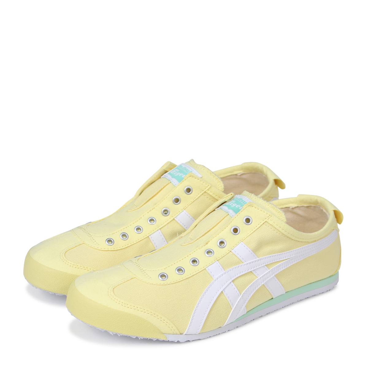 promo code 6dd48 229ef Onitsuka Tiger MEXICO 66 SLIP-ON Onitsuka tiger Mexico 66 slip-ons men gap  Dis sneakers TH3K0N-0301 yellow [184]