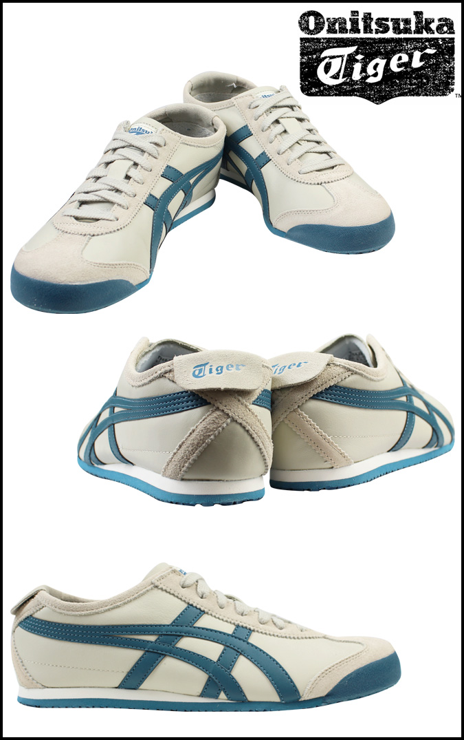 finest selection a6a62 10cb2 [SOLD OUT] Onitsuka tiger ASICS Onitsuka Tiger asics MEXICO 66 sneakers  Mexico 66 leather TH4J2L-0256 off-white men gap Dis