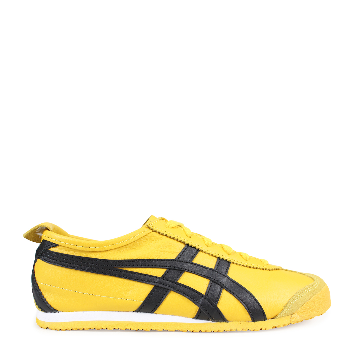 afb7281aa898 66 66 Onitsuka tiger Asics Onitsuka Tiger asics MEXICO THL202-0490 sneakers  Mexico suede X leather men suede cloth yellow  1 31 Shinnyu load   regular