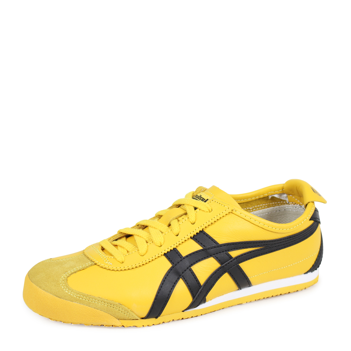 sports shoes eacdb afae0 Onitsuka Tiger MEXICO 66 Onitsuka tiger Mexico 66 men's lady's sneakers  DL202-0490 THL202-0490 yellow [the 4/4 additional arrival] [193]