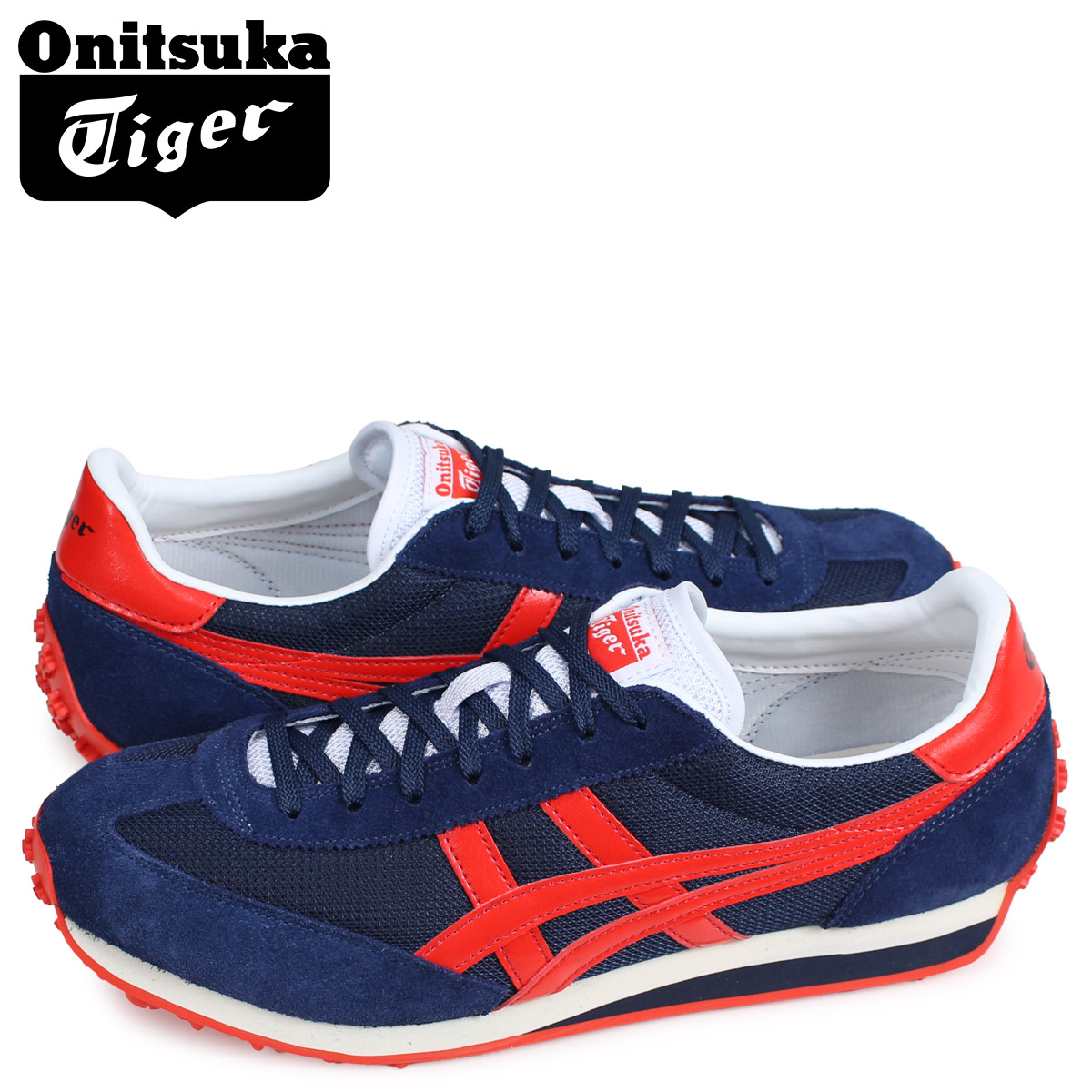 quality design dd1ea 52905 Onitsuka Tiger EDR 78 Onitsuka tiger Edy are 78 men's lady's sneakers  TH503N-5030 navy [8/1 reentry load] [197]