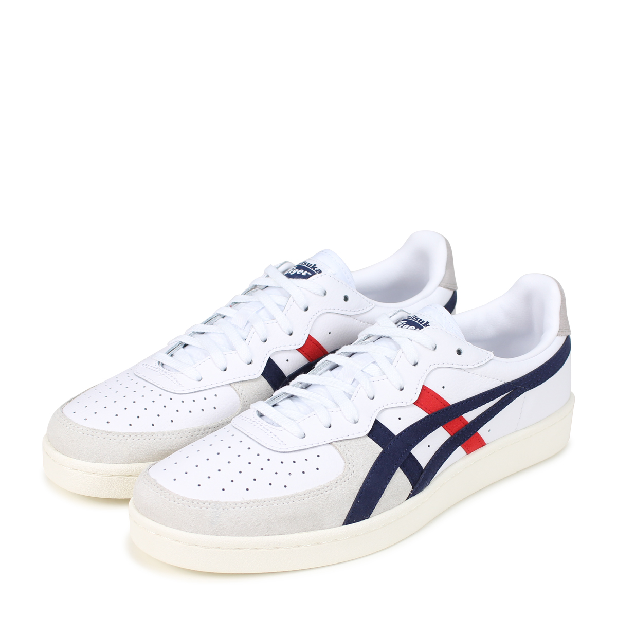 info for d5036 975cf Onitsuka Tiger GSM Onitsuka Thailand ghazi S M men sneakers TH5K2Y-100  white [8/2 Shinnyu load] [187]