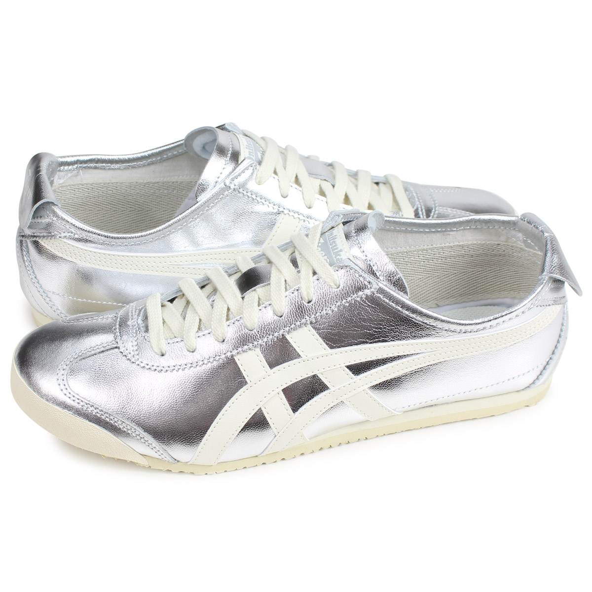 san francisco d3093 14c2d Onitsuka Tiger MEXICO 66 Onitsuka tiger Mexico 66 sneakers men gap Dis  white THL7C2-9399 [the 8/1 additional arrival] [197]
