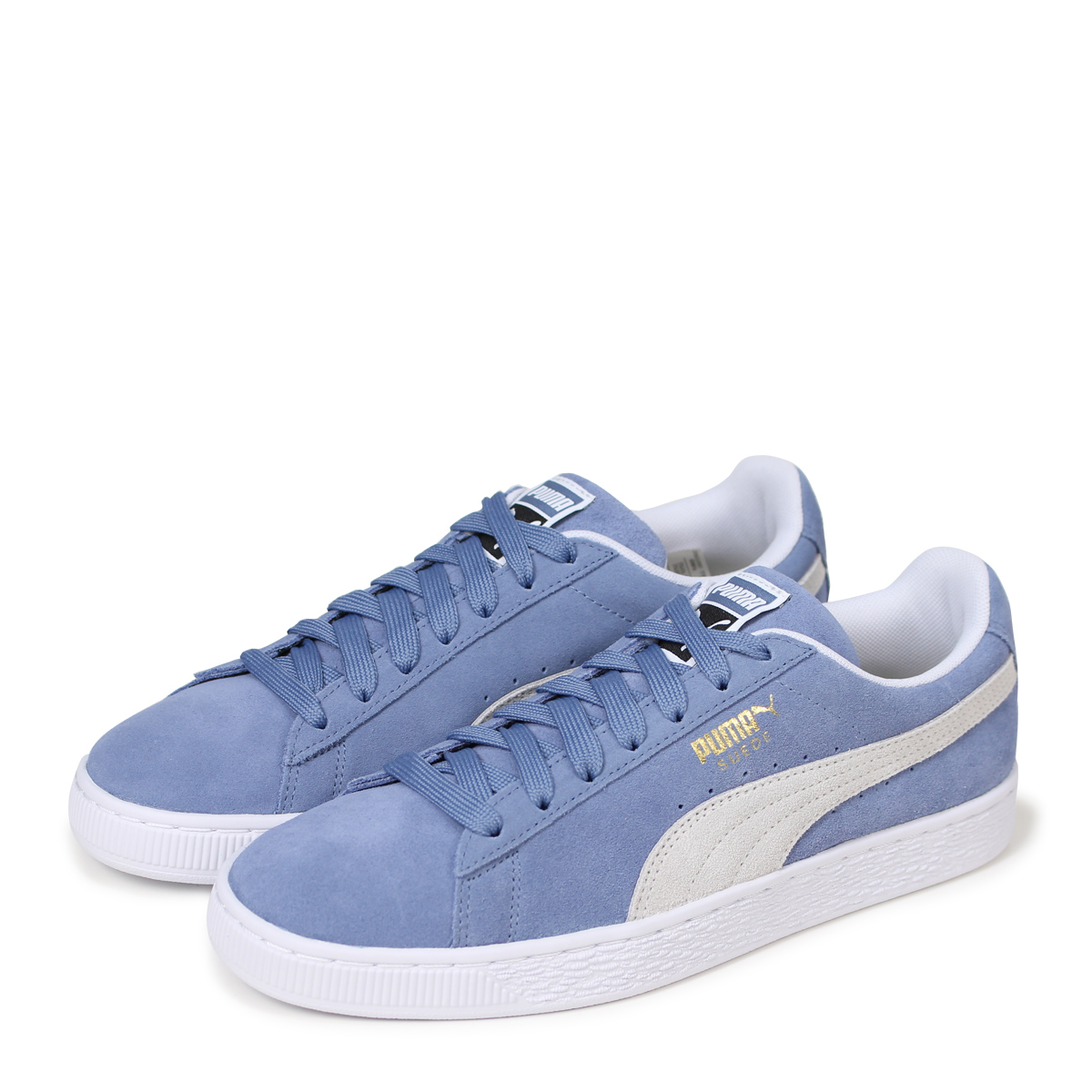 huge selection of d3d24 0ecf7 PUMA SUEDE CLASSIC Puma suede classical music sneakers men 365,347-03 blue   4  ...