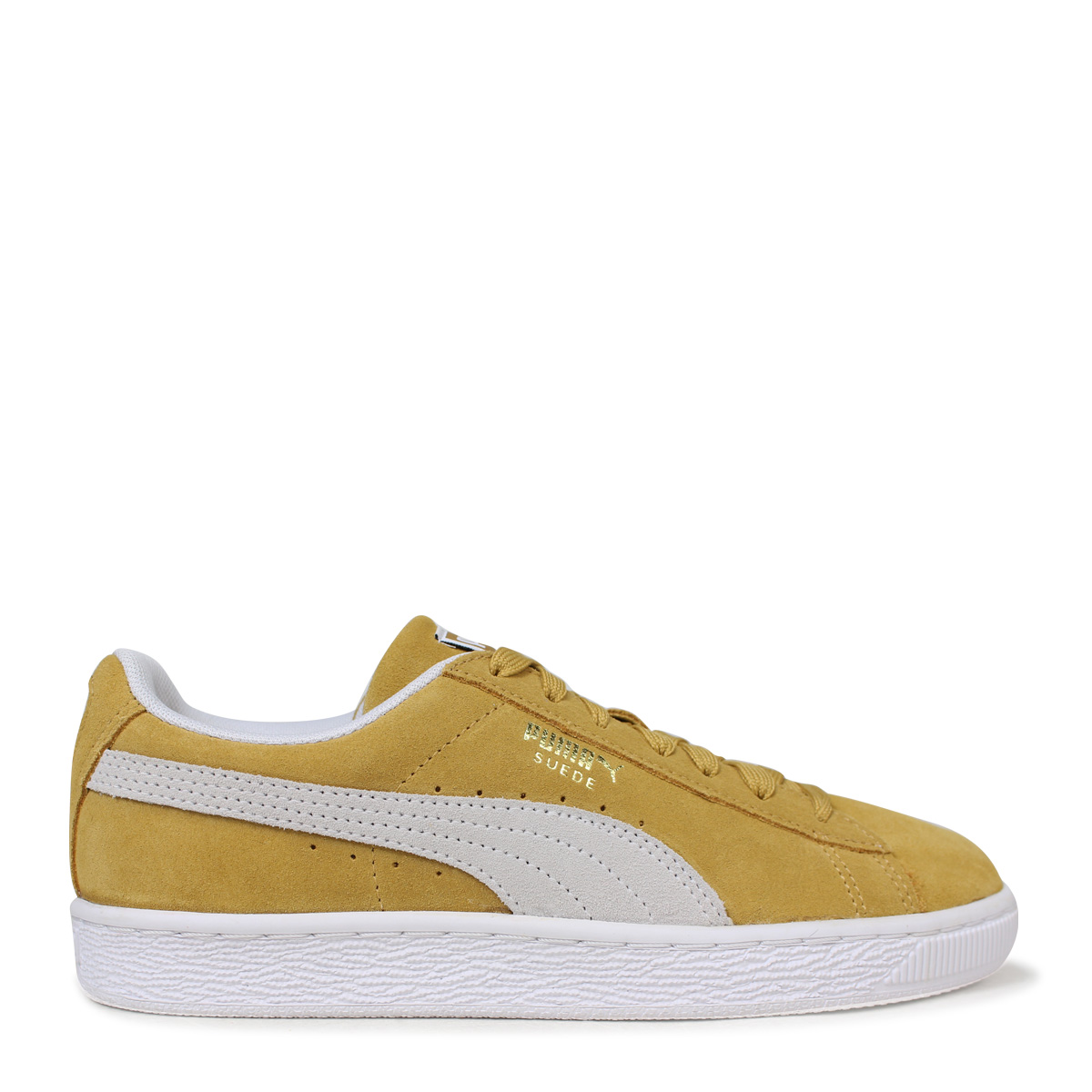 PUMA SUEDE CLASSIC Puma suede classical music sneakers men gap Dis 365,347 10 yellow