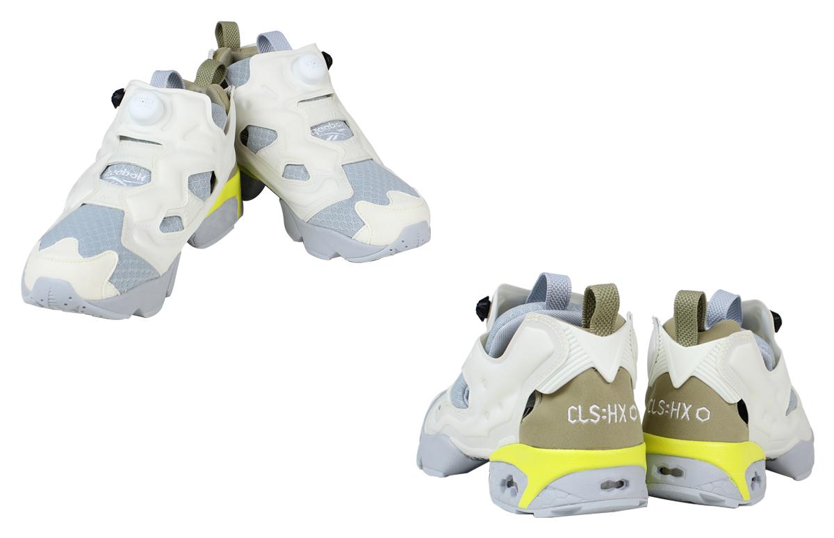 1ea8a117f596f3 Reebok Reebok pump fury sneakers INSTAPUMP FURY CLSHX AR0366 men s women s  shoes white  8 20 new in stock