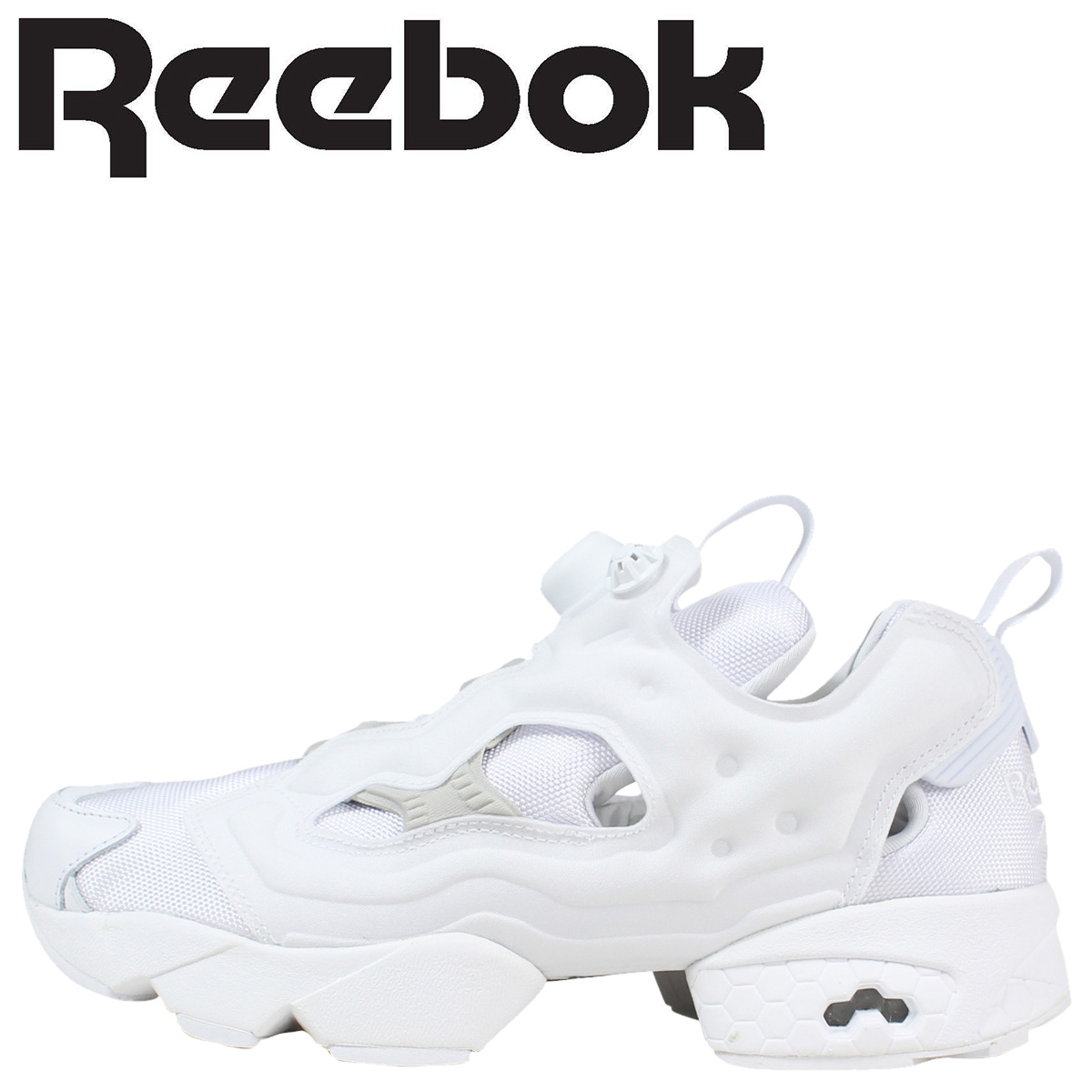 Reebok リーボックポンプフューリースニーカー INSTAPUMP FURY OG AR2199 men gap Dis shoes white