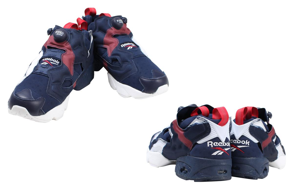 5ad24bb57e53 ALLSPORTS  Reebok Reebok pump fury sneakers INSTAPUMP FURY OB AR3197 ...