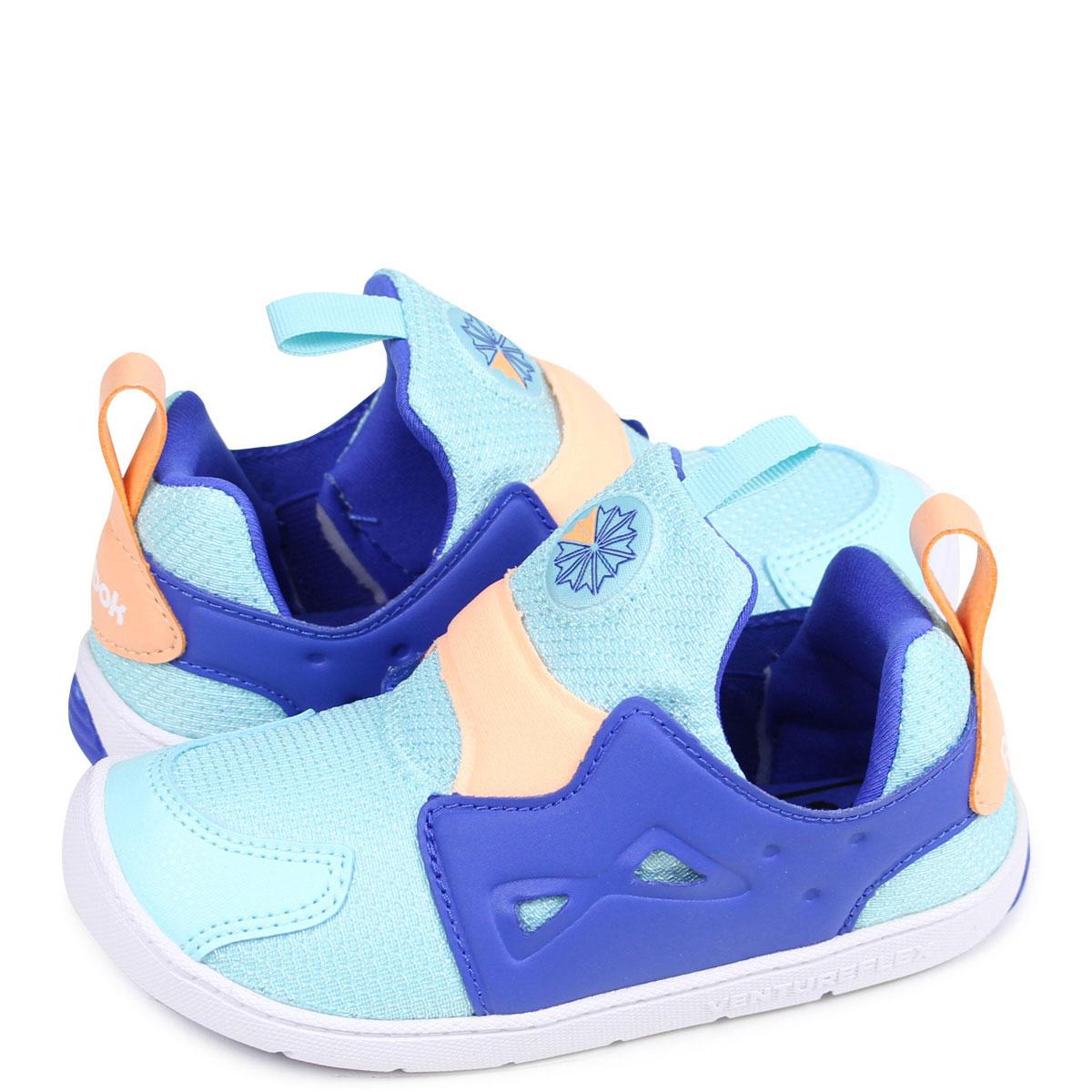 ALLSPORTS  Reebok VENTURE FLEX 2.0 Reebok venture flextime baby sneakers  slip-ons CM9145 blue  1801   ec653715b